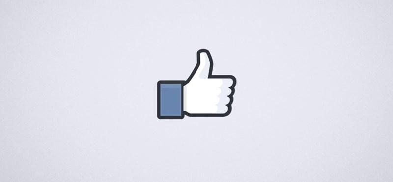 Most aztán tényleg megváltozik a lájkolás a Facebookon