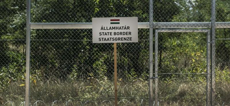 Átvágták a határzárat, börtönbe kerülhetnek