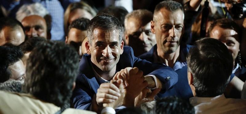 Tarolt a konzervatív Új Demokrácia a görög önkormányzati választásokon