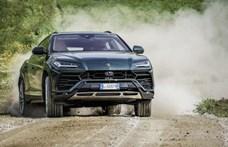 820 lóerővel érkezhet a zöld rendszámos Lamborghini Urus