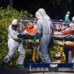 Bemutatták az ebolások kezelésére szánt 2 darab magyar kórtermet