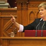 Szili Katalint nem lepte meg az újabb kétharmad