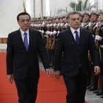 Kínával telefonált Orbán Viktor