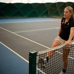 Tenisz: Babos párosban menetel Cincinattiben