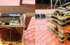 Egy japán rádiós fogta be először a magyar zsebműholdak jeleit
