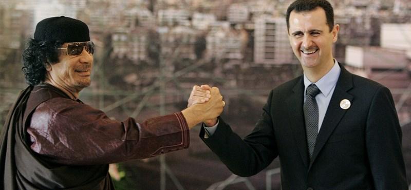 Aszad taktikai okokból nem háborús bűnös