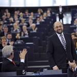 Az Orbánt bíráló Martin Schulz lett az EP elnöke