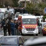 Galéria: négyen haltak meg egy zsidó iskola előtti lövöldözésben