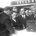 "Hamarosan indul az idei IFA, amit 1930-ban még Einstein is ""vezetett"""