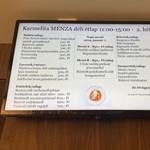 Ceglédi: A menza