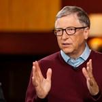 100 millió eurót ad Bill Gates Európának