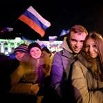 A Krím hétfőn kéri az Oroszországhoz csatlakozást