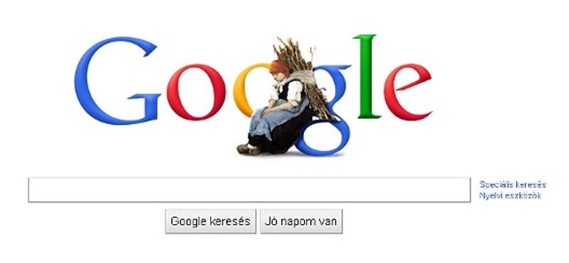 Munkácsyt ünnepli a Google