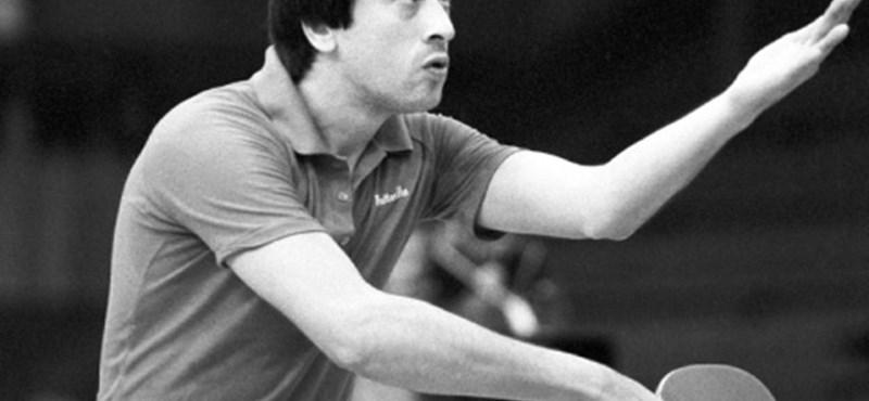 Asztalitenisz: Waldner 26 év után is legyőzte Klampárt
