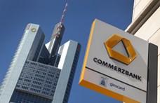 Több mint 2000 dolgozóját küldi el a német Commerzbank