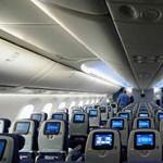 Bajban a Boeing Dreamliner repülői
