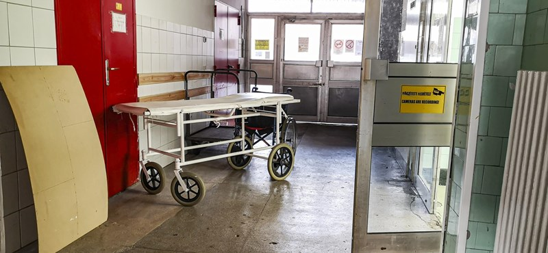Kórházak: a kormány csak bepróbálkozott azzal, hogy nem fizeti ki a beszállítókat