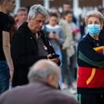 Bulgáriában a járvány kezdete óta a legtöbb fertőzést regisztrálták