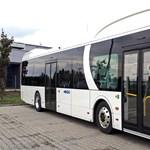 Komárom és Komarno közt jár majd az első elektromos Volánbusz