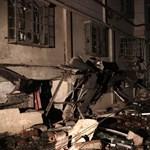 Felrobbant egy bangladesi ruhagyár, sokan meghaltak