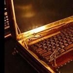 Napi kütyü - notebook a viktoriánus korszakból