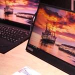 Csinált egy monitort a Lenovo, amit a laptopja mellé, a táskába is rakhat, annyira könnyű