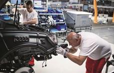 Elébe megy az újabb sztrájknak az Audi