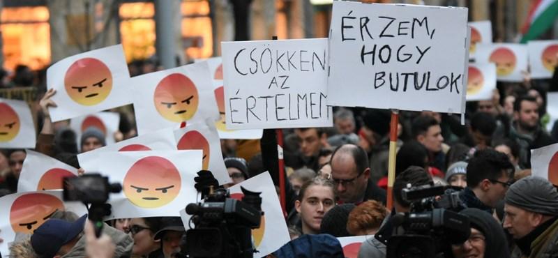 Nem állt ki vitára Orbán, jön az újabb diáktüntetés