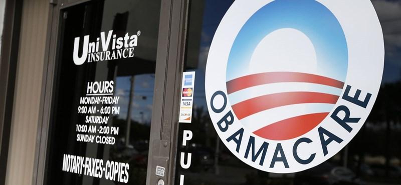 Obamacare: Nagyot bukott Trump terve a szenátusban
