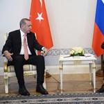 Putyin elnézést kért Erdogantól