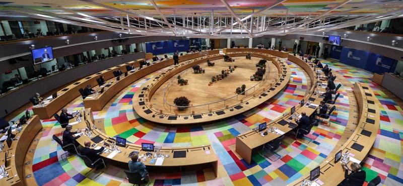 Megállapodtak az uniós költségvetésről az EU-csúcson