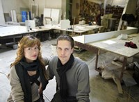 Tanácsokat adna dizájnbetonnal világhírűvé vált házaspár