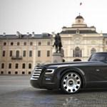 Ez a limuzin remélhetőleg tetszeni fog Putyin elnöknek