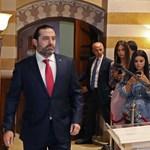A zavargások hatására lemondott a libanoni miniszterelnök