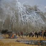 Hullanak a rakéták Izrael és Gáza határán, háborúshoz közeli a helyzet