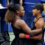 Naomi Oszaka nyerte a US Opent, Serena Williams letolvajozta a bírót