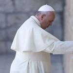 Ferenc pápa lehet a befutó a béke Nobel-díjra