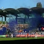 Tönkrement az Újpest pályája, nem saját stadionban fogadják a Fradit