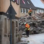 Óriási pusztítást végzett Németországban az esőből lett árvíz – fotók