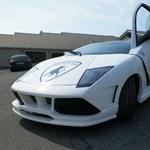 Autóhamisítót perel a Lamborghini