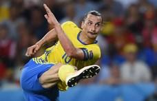 Ibrahimovic térdsérülés miatt kihagyja az Eb-t