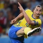 Zlatan mondja: Nyerhetnek a svédek