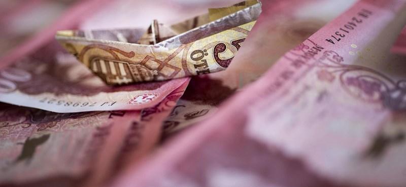 A koronavírus miatt a magyar bankjegyeket is karanténba helyezik