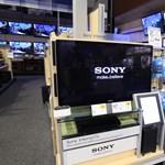 Több mint másfél millió LCD tévét hív vissza a Sony
