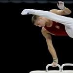 Hivatalos: Berki Krisztián kijutott a londoni olimpiára