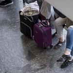 Csak májusban közel 53 nap késést hoztak össze a repülők Európában