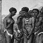 Gyerekek, a mai rajzóra témája a rabszolgavásár lesz