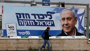 Mindkét nagy párt jelöltje győzelmi beszédet tartott Izraelben, de Netanjahu öröme lehet őszintébb