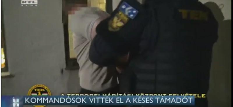 Kutyát ölt az agresszív férfi, kommandósok vitték el