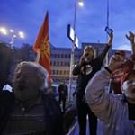 Semmit sem sikerült eldöntenie a Macedónia nevéről szóló népszavazásnak